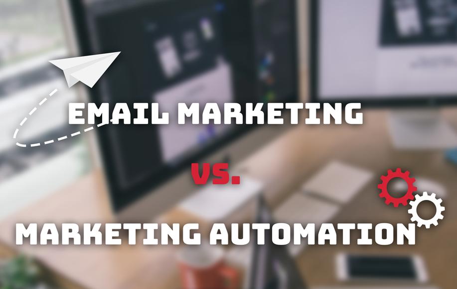 Email Marketing Vs Marketing Automation