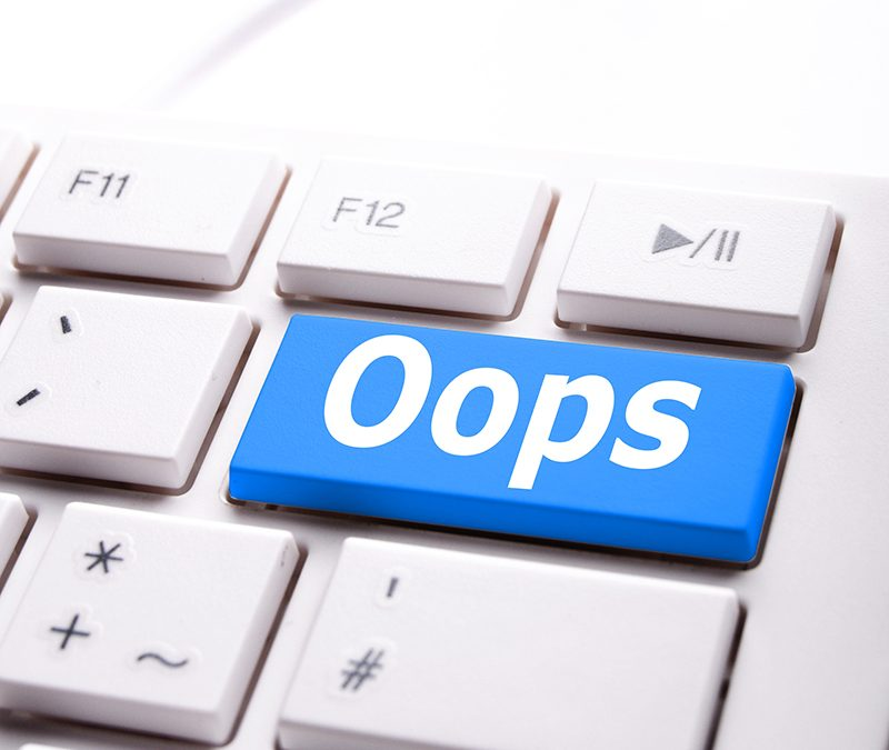 5 common social media mistakes and how to avoid them