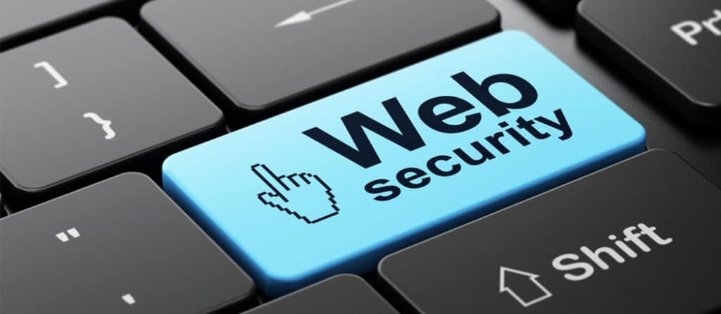 Website security importance for your business
